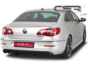 Накладка на задний бампер от CSR Automotive на Volkswagen Passat CC