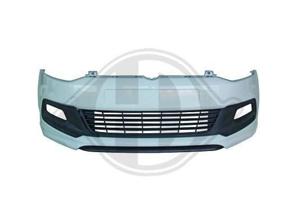Бампер передний R Look от HD на Volkswagen Polo 6R