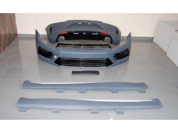 Комплект обвеса R Look от HD на Volkswagen Scirocco III рестайл