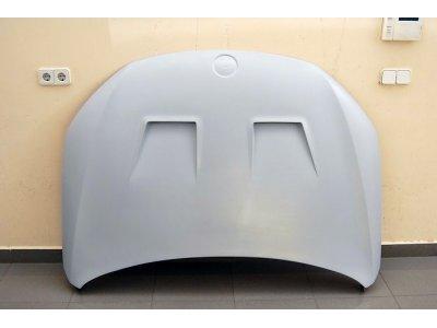 Капот пластиковый Type-R от Eurolineas на Volkswagen Scirocco III