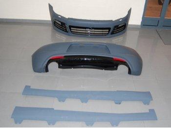 Комплект обвеса R Look от HD на Volkswagen Scirocco III