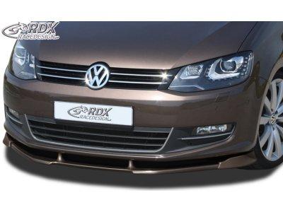 Накладка на передний бампер VARIO-X от RDX Racedesign на VW Sharan II