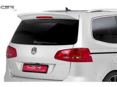 Спойлер на багажник от CSR Automotive на VW Sharan II