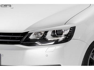 Реснички на фары от CSR Automotive на VW Sharan II