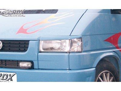 Реснички на фары от RDX Racedesign на VW T4