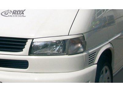 Реснички на фары Var2 от RDX Racedesign на VW T4