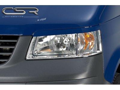 Реснички на фары от CSR Automotive на VW T5