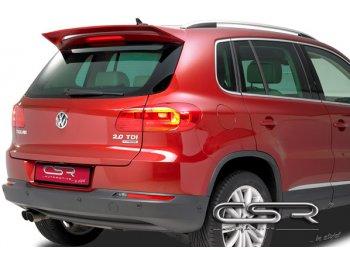 Спойлер на багажник от CSR Automotive на VW Tiguan