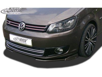 Накладка на передний бампер VARIO-X от RDX на VW Touran I рестайл