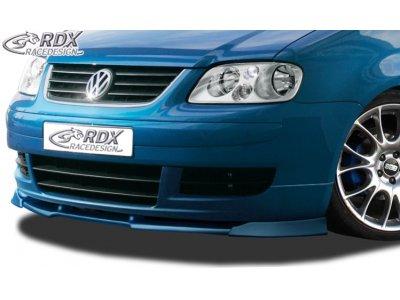 Накладка на передний бампер VARIO-X от RDX на VW Touran I