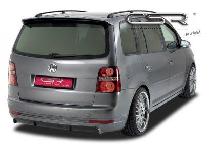 Накладка на задний бампер Var2 от CSR Automotive на VW Touran I