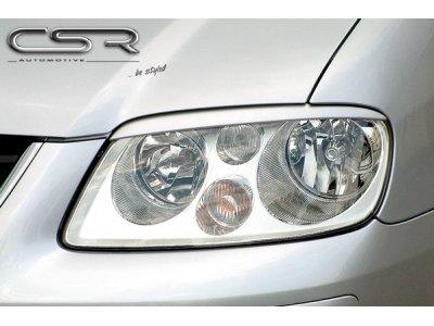 Реснички на фары от CSR Automotive на VW Touran I