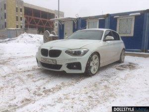 M-Tech на BMW 1 F20 (г.Брянск)