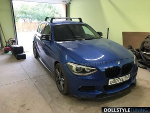 MaxtonDesign на BMW 1 F20 (г.Самара)
