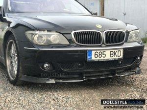 Накладка BMW 7 E65 (г.Санкт‑Петербург)
