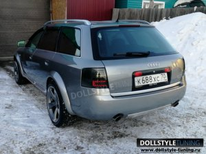 Фонари на Audi A6 C5 Avant (г.Москва)