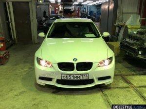 M-Tech на BMW 3 E92 (г.Москва)