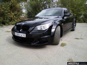 Kaiet Wide на BMW 5 E60 (г.Пенза)