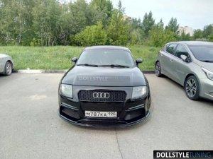 Бампер Regula на Audi TT (г.Москва)