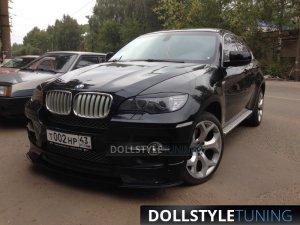 Обвес SRS-Tec на BMW X6 (г.Киров)