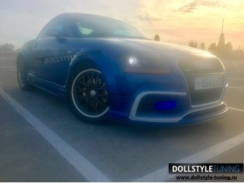 Аэродинамический обвес Regula Tuning на Audi TT 8N