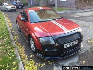 Regula на Audi TT (г.Казань)