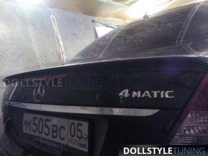 Спойлер AMG MB W211 (Ноябрьск)