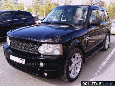 Комплект обвеса Zailer для Range Rover Vogue