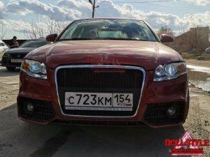 Бампер RS4 (г. Новосибирск)