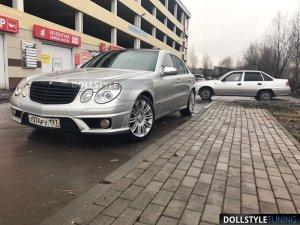 AMG 63 Mercedes W211 (Москва)