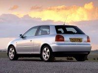 Audi A3 8L задние фонари, альтернативная оптика