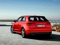 На Audi A3 8V задняя альтернативная оптика, фонари