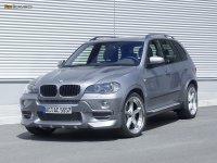На BMW X5 E70 / X6 E71 решётка радиатора