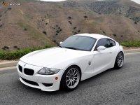 Решётка радиатора на BMW Z4 E85
