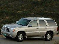 На Cadillac Escalade II передние альтернативные фары