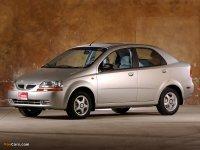 На Chevrolet Aveo I купить передние альтернативные фары