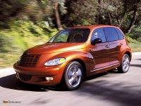На Chrysler PT Cruiser пружины с занижением, спортивная регулируемая подвеска