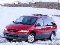 На Dodge Caravan III передние альтернативные фары
