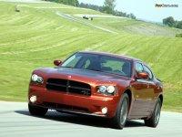 На Dodge Charger LX передние альтернативные фары