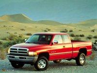 На Dodge Ram II передние альтернативные фары
