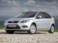 На Ford Focus II купить передние альтернативные фары