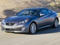 Тюнинг обвес на Hyundai Genesis Coupe : накладка на передний и задний бампер, пороги, спойлер