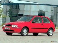 На Mazda 121 III купить передние альтернативные фары