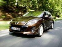 Купить тюнинг обвес на Mazda 3 BL : накладка на передний и задний бампер, пороги, спойлер MPS.