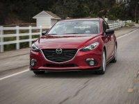Тюнинг обвес на Mazda 3 BM : накладка на передний и задний бампер, пороги, капот, спойлер.