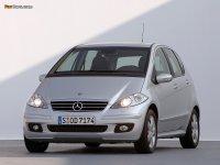 Купить на Mercedes A класс W169 пружины с занижением, спортивная регулируемая подвеска