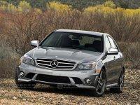 Купить на Mercedes C класс W204 решётку радиатора