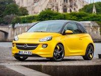 Тюнинг обвес на Opel Adam : накладка на бампер, пороги