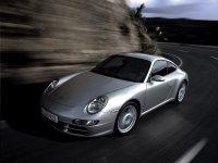 Тюнинг обвес на Porsche 911 / 997 : накладка на передний и задний бампер, пороги, спойлер
