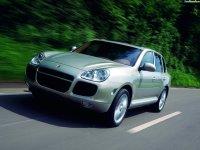 На Porsche Cayenne I купить передние альтернативные фары